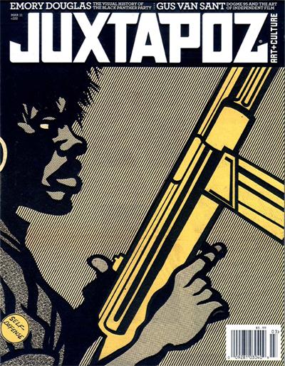 JUXTAPOZ #122
