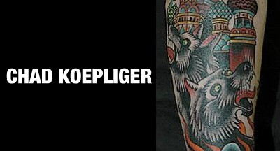CHAD KOEPLIGER