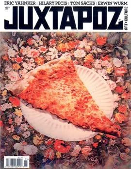 JUXTAPOZ #124