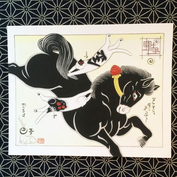 3-Monmon_Horse_Cat