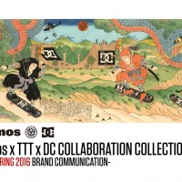 atmos x TTT x DC COLLABORATION COLLECTION